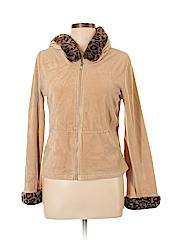 Nally & Millie Women Zip Up Hoodie Size L