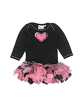 Ooh La La Couture Dress Size 6-9 mo