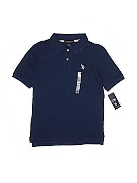 U.S. Polo Assn. Short Sleeve Polo Size 16