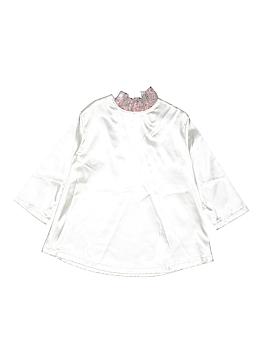 A. Bird 3/4 Sleeve Blouse Size 8