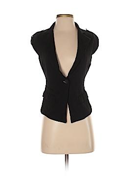 BCBGMAXAZRIA Tuxedo Vest Size S