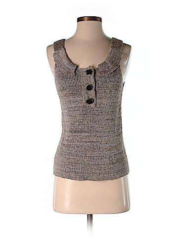 Chloe Silk Pullover Sweater Size L