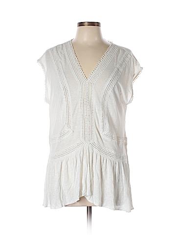 Ann Taylor LOFT Short Sleeve Top Size L