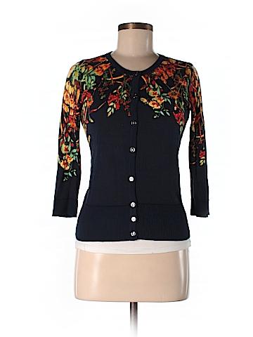 7th Avenue Design Studio New York & Company Cashmere Cardigan Size XS