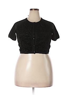 'S Max Mara Wool Cardigan Size XL