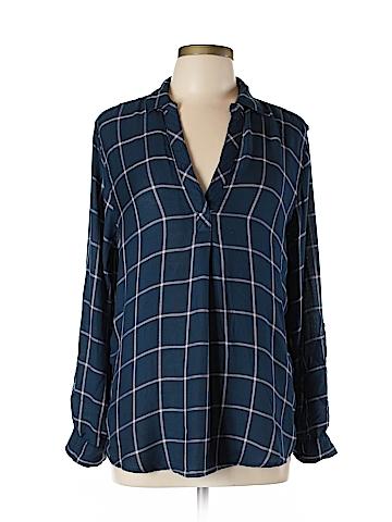 SONOMA life + style Long Sleeve Blouse Size L