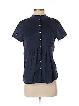 J. Crew Factory Store Short Sleeve Button-Down Shirt Size S