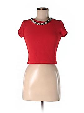 April Short Sleeve Top Size M