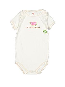Hudson Baby Short Sleeve Onesie Size 9-12 mo