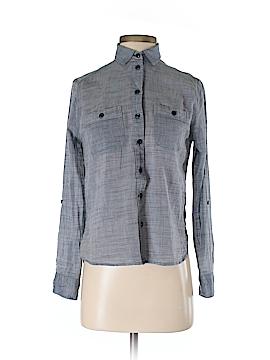 Big Star Vintage Long Sleeve Button-Down Shirt Size XS