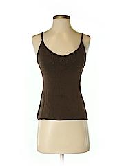 J. Crew Women Sleeveless Silk Top Size S