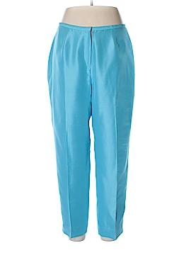 Lauren by Ralph Lauren Silk Pants Size 14