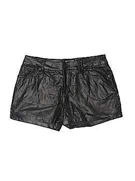 Xhilaration Faux Leather Shorts Size 8