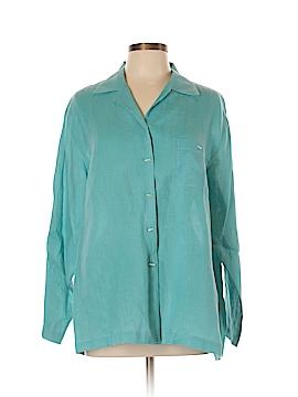 David Dart Long Sleeve Button-Down Shirt Size L