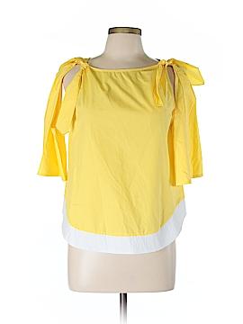 Balenciaga 3/4 Sleeve Blouse Size L