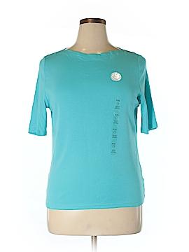 Charter Club Short Sleeve T-Shirt Size XL (Petite)
