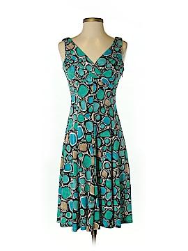 Evan Picone Casual Dress Size 4 (Petite)