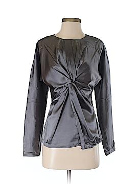Newport News Long Sleeve Blouse Size 4