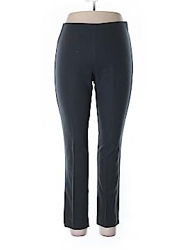 Black Saks Fifth Avenue Casual Pants Size 12