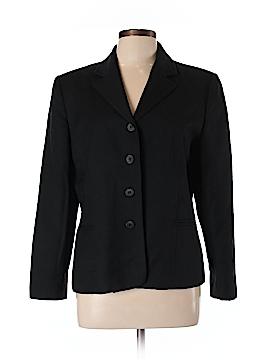 Andrea Viccaro Wool Blazer Size 14