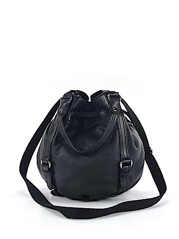 The Sak Leather Bucket Bag One Size