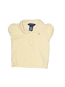 Ralph Lauren Short Sleeve Polo Size 12 mo