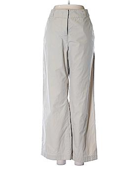 Garnet Hill Khakis Size 8L