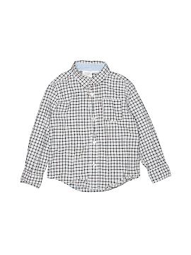 Koala Kids Long Sleeve Button-Down Shirt Size 2T
