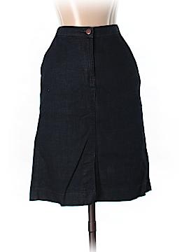 Eileen Fisher Denim Skirt Size S (Petite)