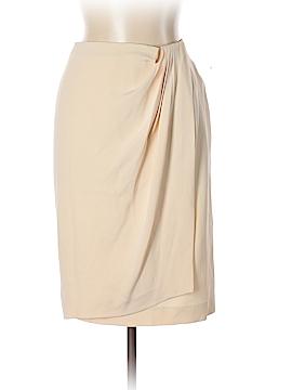 Donna Karan New York Silk Skirt Size 12