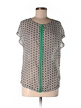 Annalee + Hope Short Sleeve Blouse Size M