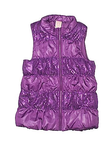 Faded Glory Vest Size M (Kids)