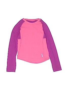 Reebok Long Sleeve T-Shirt Size 6-8