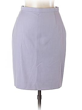 Akris Punto for Bergdorf Goodman Wool Skirt Size 6