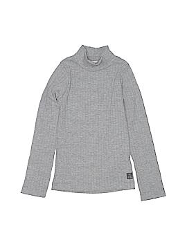 Lili Gaufrette Turtleneck Sweater Size 6