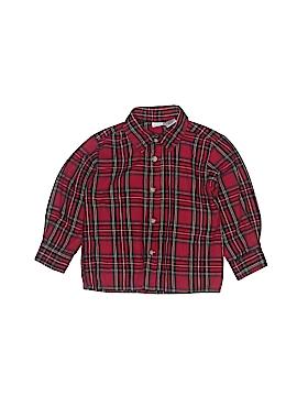 Kids Play Long Sleeve Button-Down Shirt Size 3T