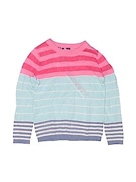 Aqua Pullover Sweater Size 5