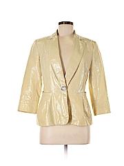 Lafayette 148 New York Women Leather Jacket Size 4
