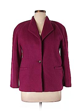 John Meyer Wool Blazer Size 14