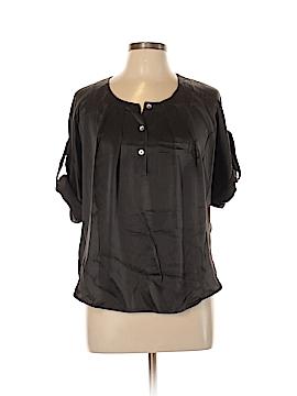 Ulla Johnson 3/4 Sleeve Silk Top Size 2
