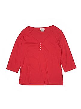 FDJ 3/4 Sleeve Henley Size XL