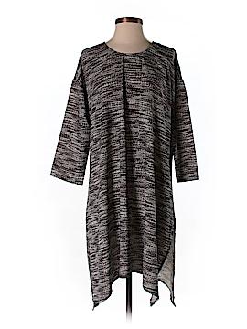 8telier 3/4 Sleeve Blouse Size 2 (Plus)