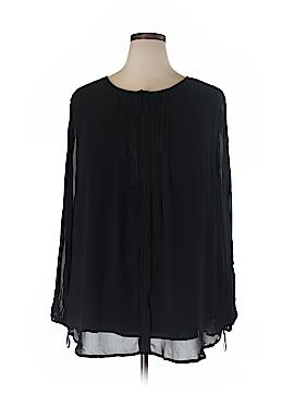 Avenue Long Sleeve Blouse Size 22/24 Plus (Plus)