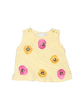 Beluga Sleeveless Blouse Size 6-9 mo