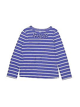 Jillian's Closet Long Sleeve Top Size 5 - 6