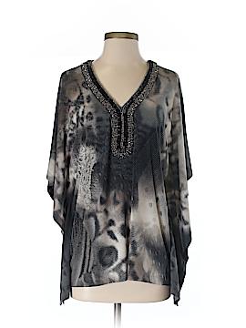 Frank Lyman Design Short Sleeve Blouse Size S