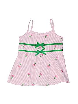 CWD Kids Sleeveless Blouse Size 6X