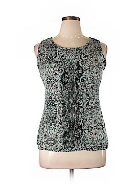 Daisy Fuentes Sleeveless Blouse Size XL
