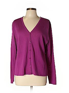 Marshall Fields Wool Cardigan Size L