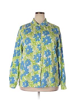 The Tog Shop Long Sleeve Button-Down Shirt Size XL